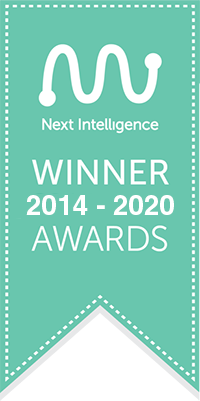 Next Intelligence Awards WINNER 2014-2019
