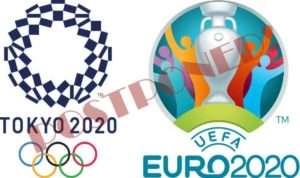 tokyo & euro 2020 postponed